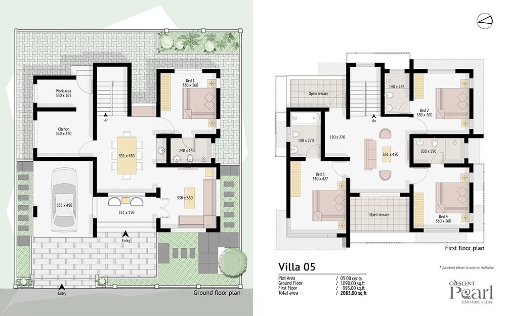 Villa 5