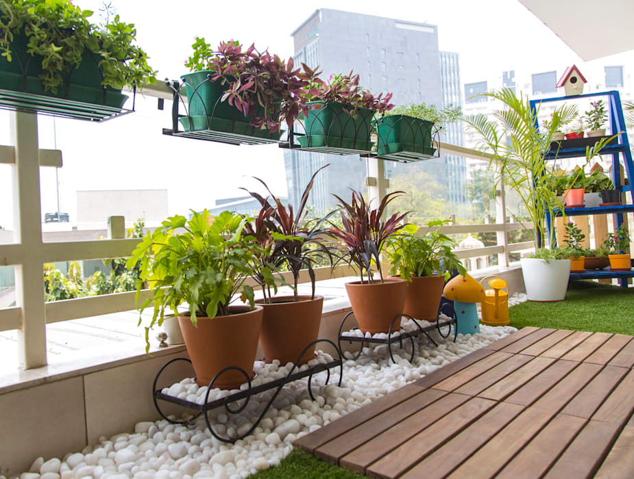 7 Top Tips for a Beautiful Balcony Garden