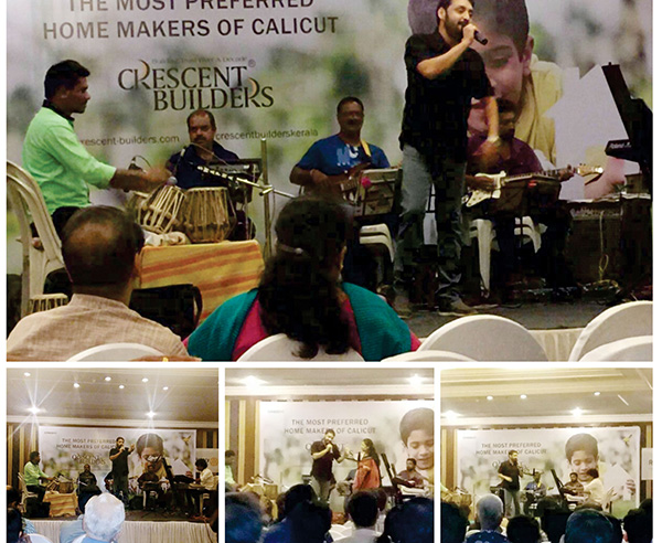 Anoop Shankar Experience - Edition 6 at Taj Gateway