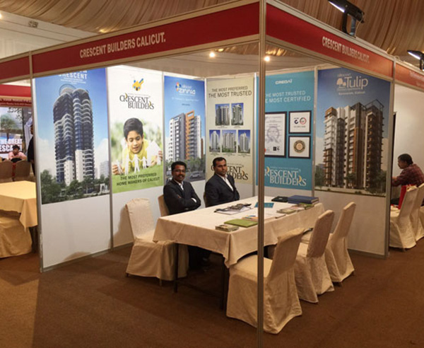 """""""HDFC's INDIA HOMES FAIR"""" - Muscat"""