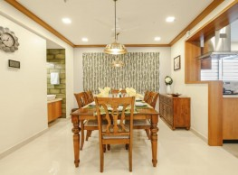 Platinum Crescent- B Type-3 BHK
