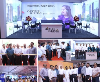 Glimpses from the recently held Credai Calicut property show.